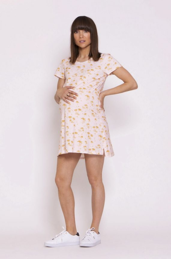 The Tee Dress Custom Hayley O'Connor Print